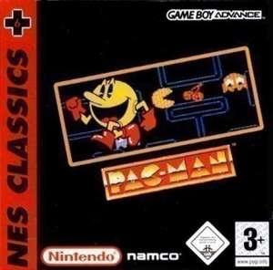 NES Classics: Pac Man
