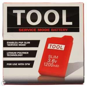 Battery Tool PSP-2000, PSP-3000
