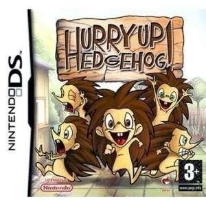 Hurry Up Hedgehog /NDS
