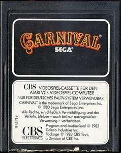 Carnival #Blacklabel