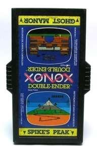 Xonox Double Ender - Ghost Manor & Spike's Peak
