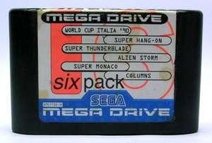Six Pack - 6 Spiele Sammlung