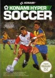 Konami Hyper Soccer