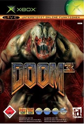 Xbox - Doom 3