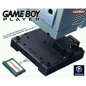 Original GameBoy Player Adapter: Hardware inkl. Software #schwarz [Nintendo]