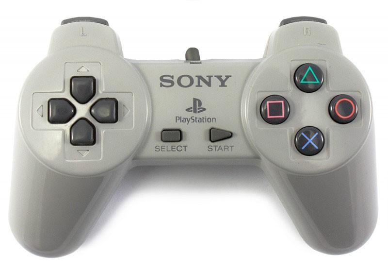 PS1 - Original Sony Controller #grau SCPH-1080