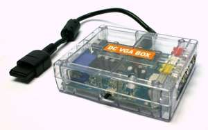 VGA Box / Adapter / Auto Switch #transparent