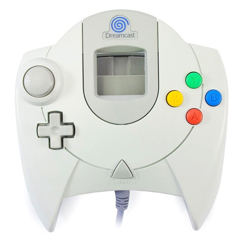 Original Controller #weiß HKT-7700 [SEGA]