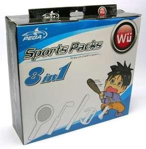 Zubehör-Set: 8 in 1 Sports Pack [PEGA]