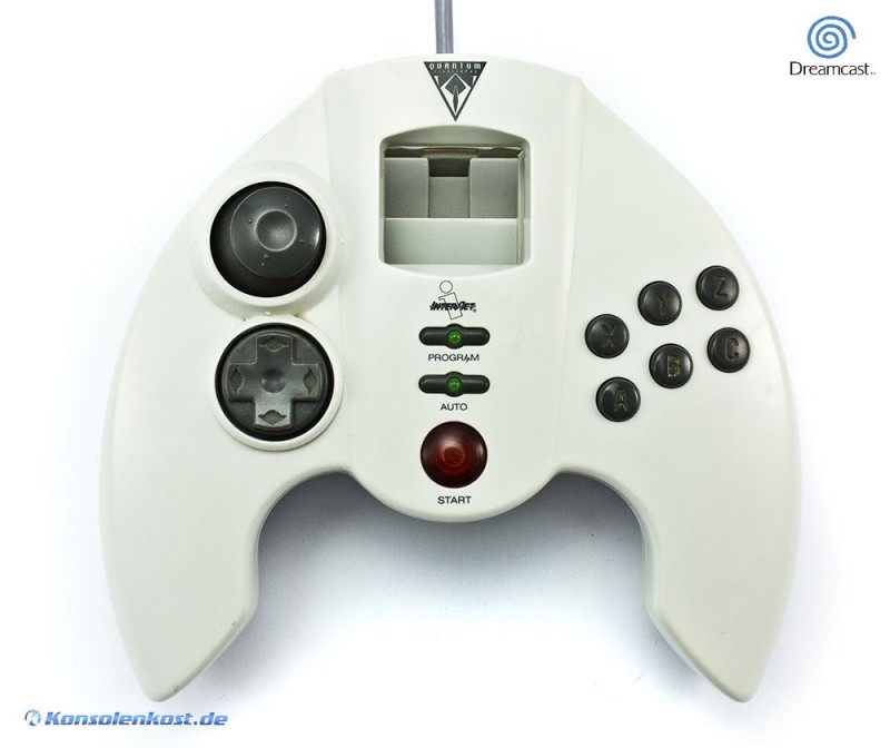 Controller Pad Quantum Fighter Pad #weiß [InterAct]
