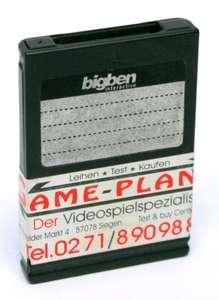 Memory Card / Memorycard / Speicherkarte 4 MB #schwarz [BigBen]