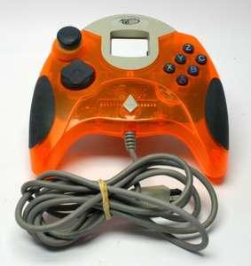 Controller Pad Dream Pad #clear-orange [MadCatz]