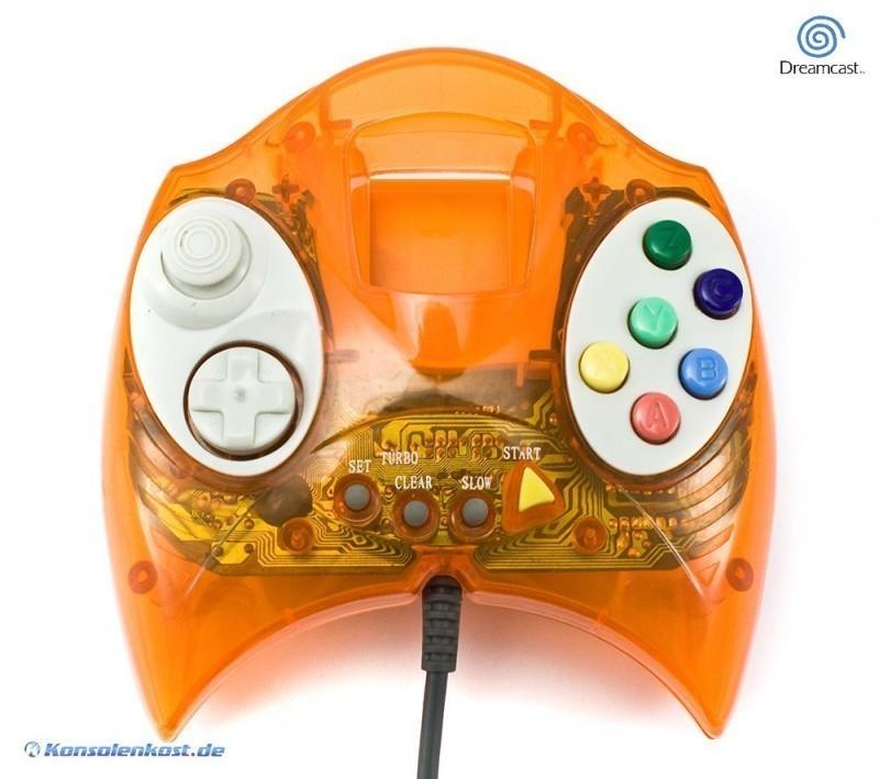 Controller #orange