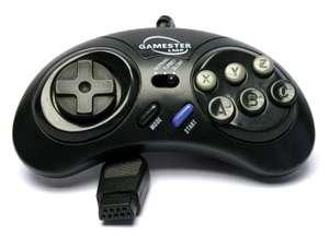 Gamester LMP Controller Mega Drive