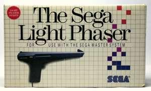 The Sega Light Phaser - Lightgun / MK-3050-50 [Sega]