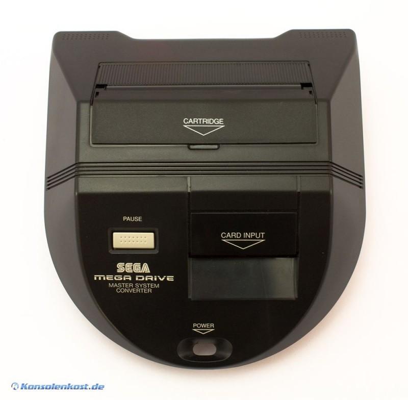 Mega Drive - Original Master System Adapter / Converter [Sega]