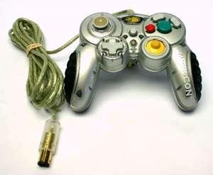 Controller / Pad #silber MicroCon [Madcatz]