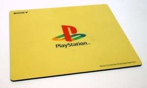 Original Sony Mousepad #gelb
