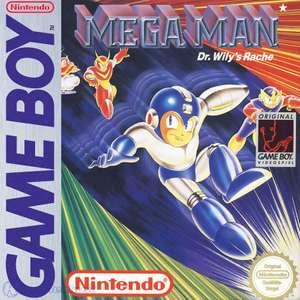 Mega Man 1: Dr. Wily's Rache / Dr. Wily's Revenge