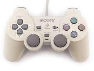 Original Sony Controller PSOne #weiß SCPH-110