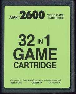 32 in 1 Game Cartridge