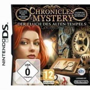Chronicles of Mystery - Fluch des alten Tempels