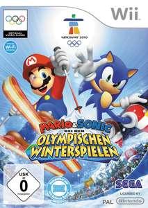 Mario & Sonic bei den Olympischen Winterspielen / Olympic Games Vancouver 2010