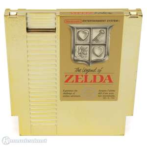 Legend of Zelda 1