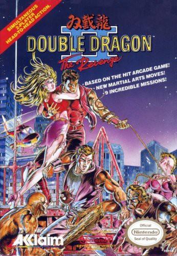 Double Dragon II / 2: The Revenge