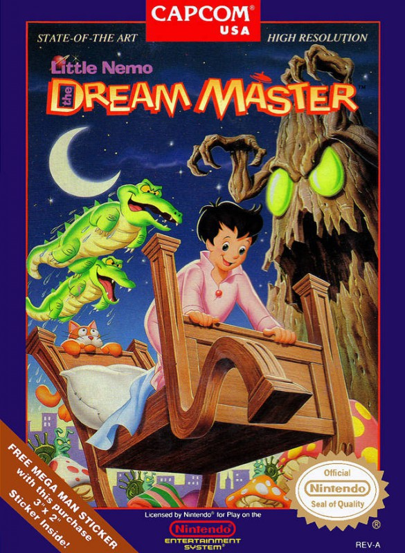 Little Nemo: Dream Master