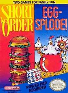 Short Order / Egg Splode!