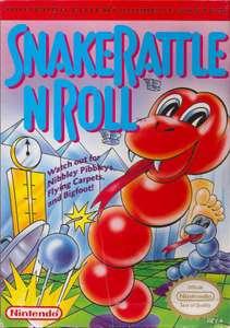 Snake Rattle 'n' Roll