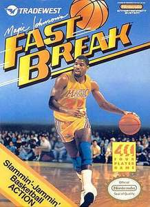 Magic Johnson's Fast Break