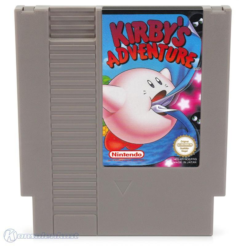 NES - Kirby\'s Adventure