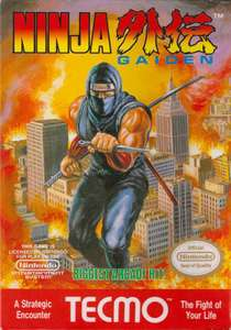 Shadow Warriors 1: Ninja Gaiden 1