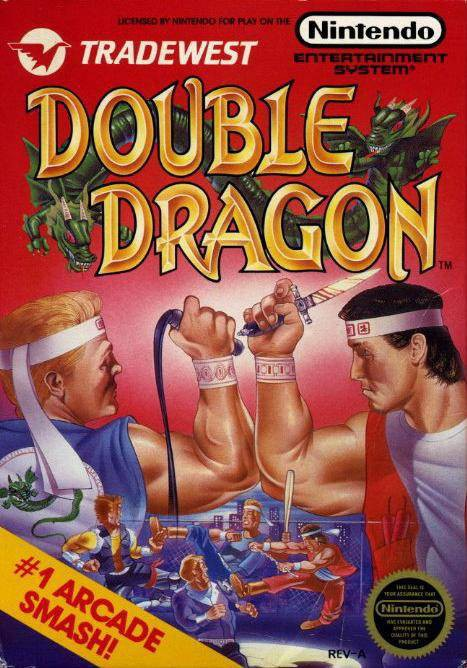 Double Dragon 1
