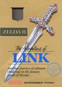 Legend of Zelda II / 2: Adventure of Link #gold