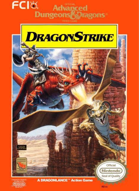 Advanced Dungeons & Dragons: Dragon Strike