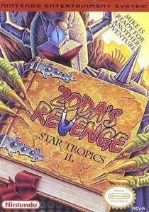 Star Tropics 2: Zoda's Revenge
