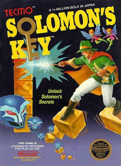 Solomon's Key 1