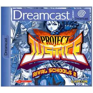 Project Justice Rival Schools 2