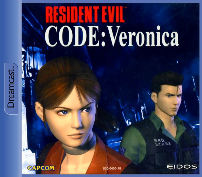 Dreamcast - Resident Evil: Code Veronica