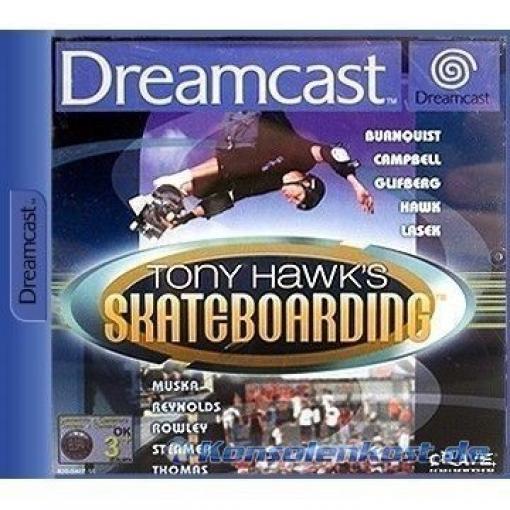 Tony Hawk's Pro Skater - Skateboarding