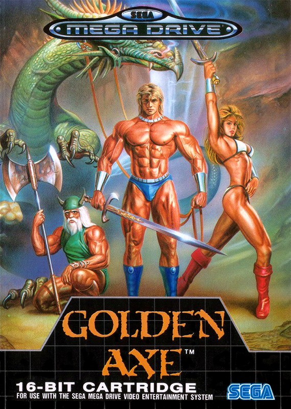Golden Axe 1