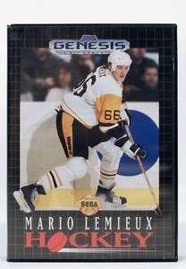 Mario Lemieux Hockey