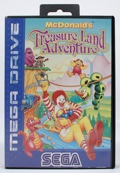 McDonald's Treasure Land Adventure