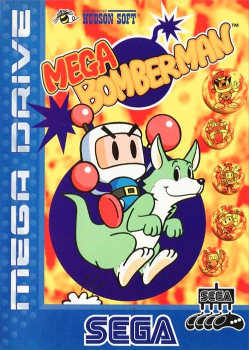 Mega Drive - Mega Bomberman
