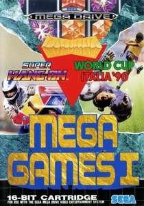 Mega Games 1: Super Hang On + World Cup Italia 90 + Columns