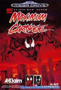 Spider-Man / Venom: Maximum Carnage