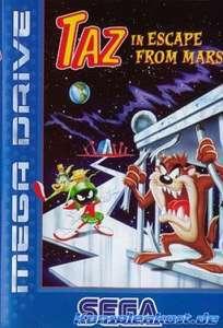 Taz Mania 2: Taz in Escape from Mars